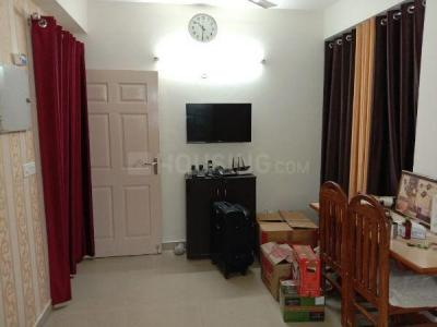 Gallery Cover Image of 1150 Sq.ft 2 BHK Apartment for rent in Supertech Cape Town, Sector 74 for 16000