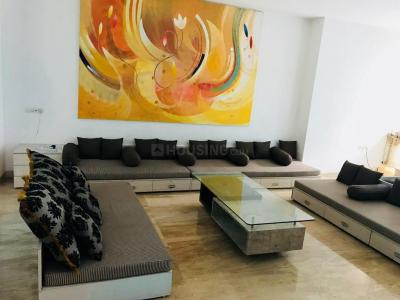 Gallery Cover Image of 4415 Sq.ft 4 BHK Apartment for rent in Marvel Marvel Sonnet, Viman Nagar for 125000