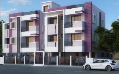 Gallery Cover Image of 824 Sq.ft 2 BHK Apartment for buy in Oyester Ecstacy, Mudichur for 4000000