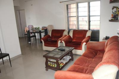 Gallery Cover Image of 1054 Sq.ft 2 BHK Apartment for rent in Ambegaon Budruk for 12000