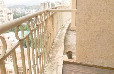 Balcony Image of 1504, Vijay Nakshatra, Near G -corp in Thane West