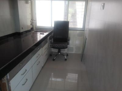 Kitchen Image of 910 Sq.ft 2 BHK Apartment for buy in Ganesh APRTMENT, Diva Gaon for 8000000