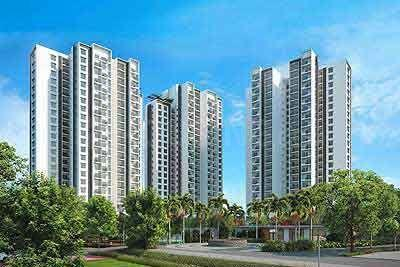 Gallery Cover Image of 631 Sq.ft 1 BHK Apartment for buy in Godrej Green Cove, Mahalunge for 4150000