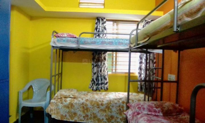 राजाजीनगर में लेडिज पीजी में बेडरूम की तस्वीर