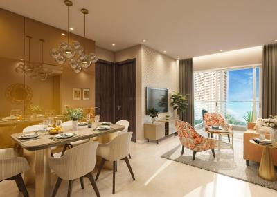 Gallery Cover Image of 845 Sq.ft 2 BHK Apartment for buy in Powai for 25000000