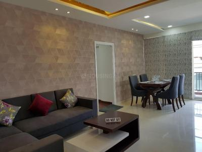 Gallery Cover Image of 1500 Sq.ft 3 BHK Apartment for buy in Sector 115 for 3900000