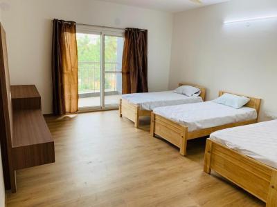 Bedroom Image of Brigade Lakefront PG in Hoodi