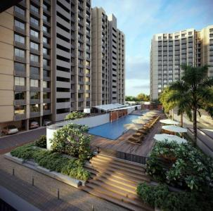 Gallery Cover Image of 1475 Sq.ft 3 BHK Apartment for buy in Orchid Sky, Sarkhej- Okaf for 4500000