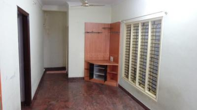 Gallery Cover Image of 600 Sq.ft 1 BHK Independent Floor for rent in Palace Guttahalli for 13500