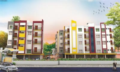 Gallery Cover Image of 1183 Sq.ft 3 BHK Apartment for buy in Nimta for 2898350