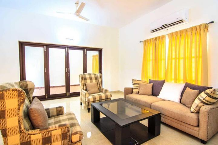 Living Room Image of Zolo Le Royal in Karapakkam
