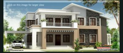 Gallery Cover Image of 2000 Sq.ft 4 BHK Villa for buy in Thane West for 5600000