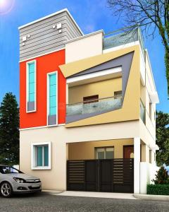Gallery Cover Image of 900 Sq.ft 2 BHK Villa for buy in Pozhichalur for 5600000