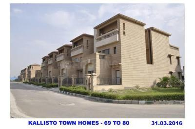 Gallery Cover Image of 5000 Sq.ft 5 BHK Villa for buy in Jaypee Kallisto Townhomes, Sector 131 for 45500000