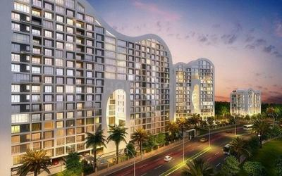 Gallery Cover Image of 945 Sq.ft 2 BHK Apartment for buy in Dream One, New Town for 5472500