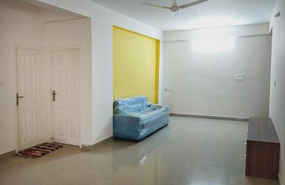 Gallery Cover Image of 1200 Sq.ft 3 BHK Apartment for rent in Tejaswini Nagar for 25000