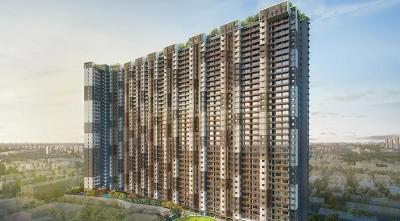 Gallery Cover Image of 1090 Sq.ft 2 BHK Apartment for buy in Supreme Oregon Hills, Goregaon West for 14300000