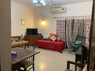 Gallery Cover Image of 1100 Sq.ft 3 BHK Independent Floor for rent in Lajpat Nagar for 50000