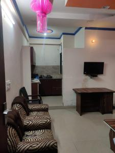 Gallery Cover Image of 900 Sq.ft 2 BHK Independent Floor for rent in Maan Residency, Shahberi for 11000