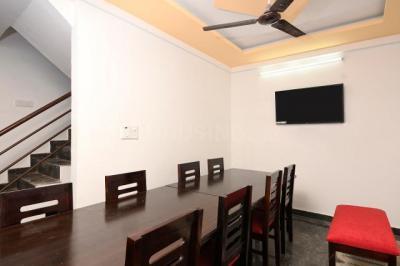 Dining Area Image of Oyo Life Blr1152 Marathahalli in Marathahalli