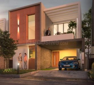 Gallery Cover Image of 1600 Sq.ft 3 BHK Villa for buy in Sark South Green Field, Tukkuguda for 4500000