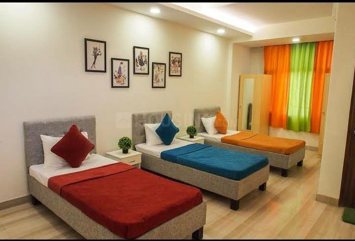 Bedroom Image of Ritika PG in Sarvodaya Enclave