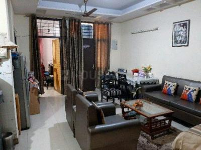 Gallery Cover Image of 1200 Sq.ft 2 BHK Independent Floor for rent in Shakti Khand for 21000