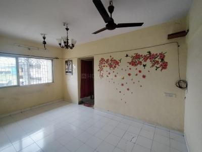 Gallery Cover Image of 495 Sq.ft 1 BHK Apartment for rent in Airoli for 14500