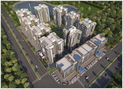 Gallery Cover Image of 2241 Sq.ft 3 BHK Apartment for buy in Khodiyar for 9500000