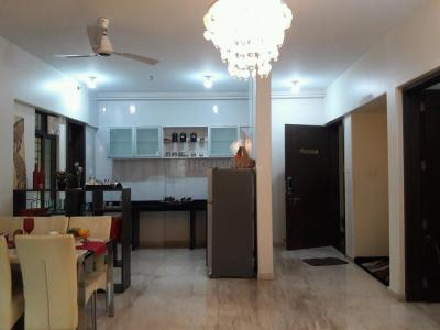 Gallery Cover Image of 1460 Sq.ft 3 BHK Apartment for rent in Mohammed Wadi for 21000