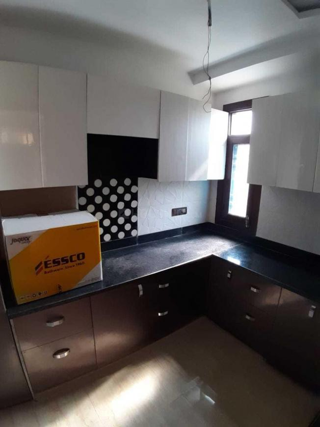 Kitchen Image of 1875 Sq.ft 3 BHK Apartment for rent in Sector 76 for 20000