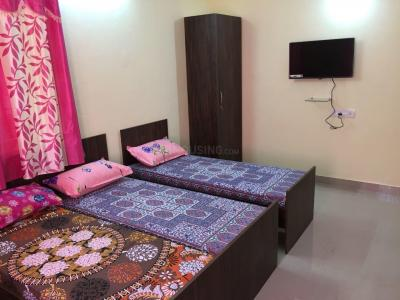 Bedroom Image of Dhanlaxmi Ladies Luxury PG in Mylasandra