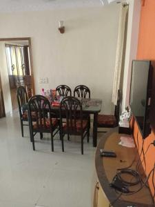 Gallery Cover Image of 1205 Sq.ft 3 BHK Apartment for rent in Kharghar for 30000