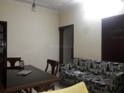 Living Room Image of Krishna PG in Sarita Vihar