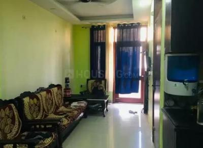 Gallery Cover Image of 500 Sq.ft 1 BHK Independent Floor for rent in Sector 19 Dwarka for 18000