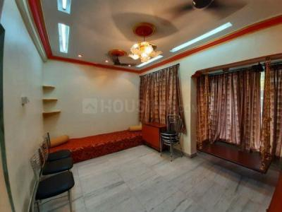 Gallery Cover Image of 680 Sq.ft 1 BHK Apartment for rent in Pali Heights, Bandra West for 65000