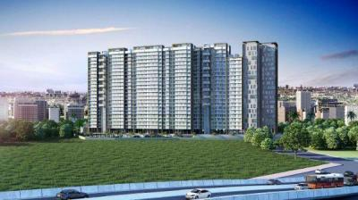 Gallery Cover Image of 618 Sq.ft 1 BHK Apartment for buy in Aadi Allure Wings A To E, Bhandup East for 9900000