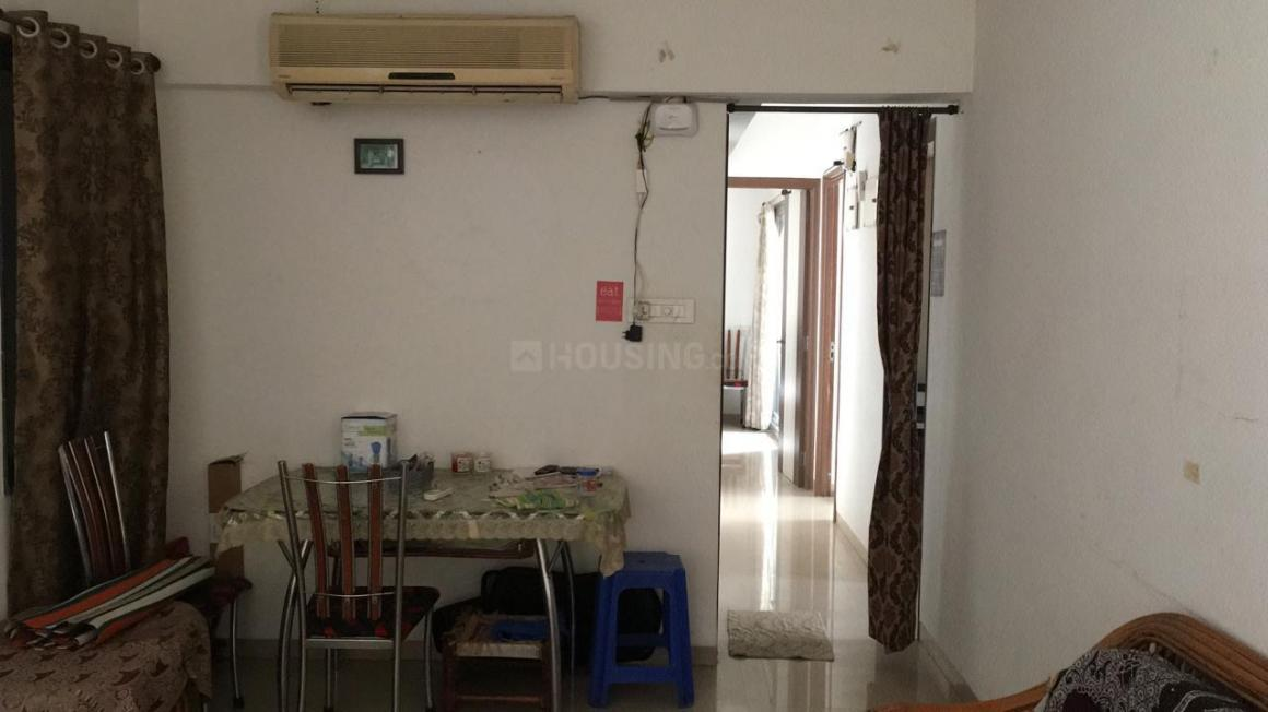 Living Room Image of 950 Sq.ft 2 BHK Apartment for rent in Panvel for 17000