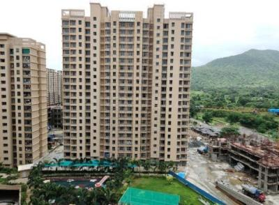 Gallery Cover Image of 767 Sq.ft 2 BHK Apartment for buy in Damji Shamji Shah Mahavir Kalpavruksha, Kasarvadavali, Thane West for 8400000
