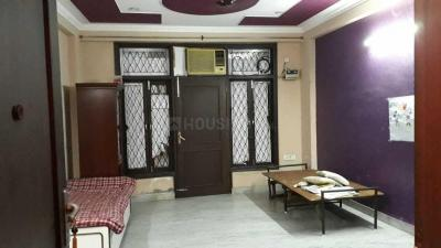 Gallery Cover Image of 500 Sq.ft 1 RK Independent Floor for rent in Model Town for 15000