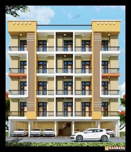 Gallery Cover Image of 840 Sq.ft 2 BHK Independent Floor for buy in Krishna Vatika, Noida Extension for 1900000