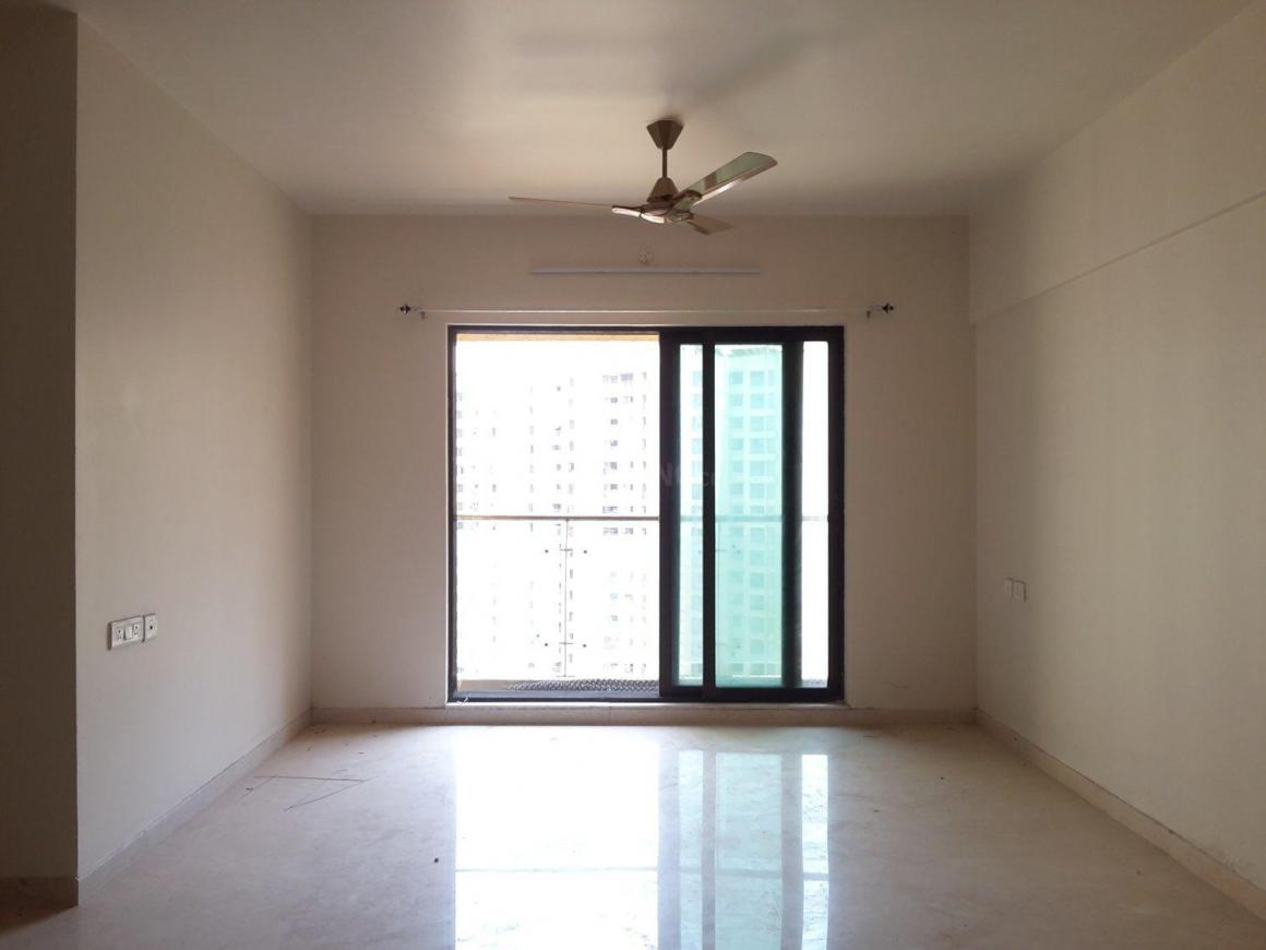 Living Room Image of 1500 Sq.ft 3 BHK Apartment for rent in Thane West for 30000
