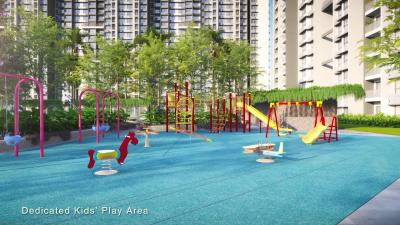 Gallery Cover Image of 1250 Sq.ft 3 BHK Apartment for rent in Mahagun Mywoods Phase 2, Noida Extension for 12500