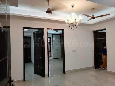 Gallery Cover Image of 900 Sq.ft 3 BHK Independent Floor for rent in Sangam Vihar for 10000