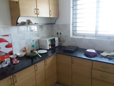 Kitchen Image of Zolo Sarvam in Pazhavanthangal