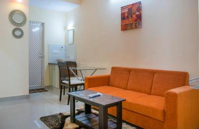 Gallery Cover Image of 700 Sq.ft 1 BHK Independent House for rent in Hulimavu for 18900