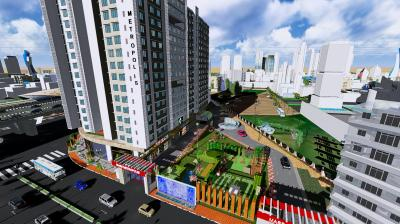 Gallery Cover Image of 754 Sq.ft 1 BHK Apartment for buy in Chembur for 9000000
