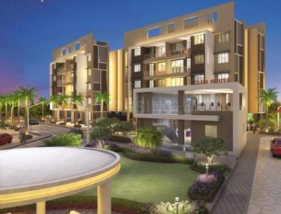 Gallery Cover Image of 850 Sq.ft 2 BHK Apartment for buy in Kamdhenu Lifespaces Gardenia, Taloje for 4600000