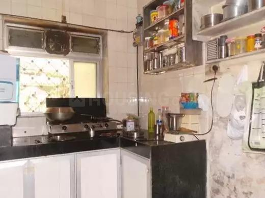 Kitchen Image of 450 Sq.ft 1 BHK Apartment for rent in Goregaon West for 20000