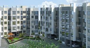 Gallery Cover Image of 605 Sq.ft 1 BHK Apartment for buy in 5P Manohar Shreeji Nirvana Phase 4, Badlapur East for 2877300